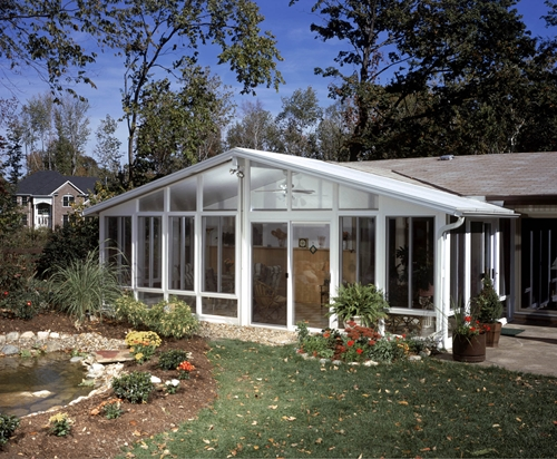Energy Efficient Sunroom