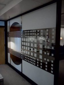 Commercial Window Glass Design