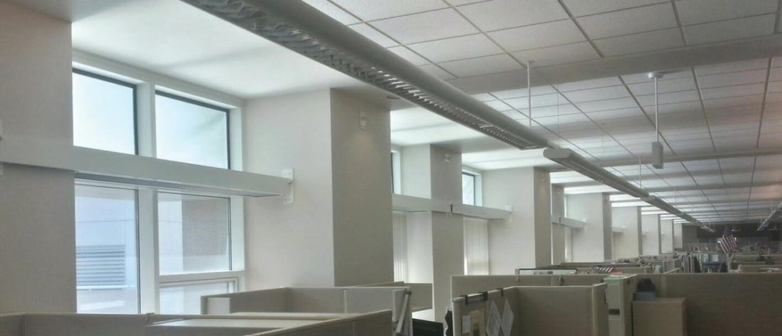 Daylighting Made Easy with 3M Daylight Redirecting Window Film