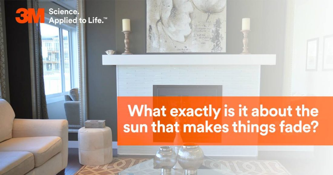 Why Does the Sun Make Things Fade and How to Preserve Furnishings