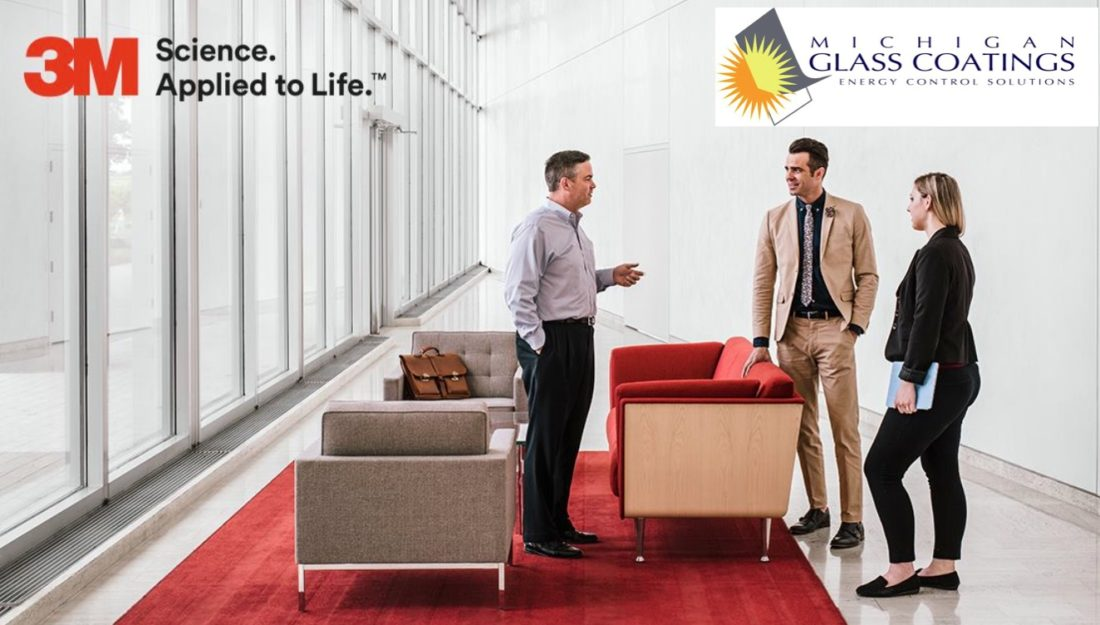 What can 3M Commercial Window Films Do For Your Building?